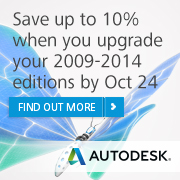 Save up to 10% when you upgrade your 2009-2014 editions by Oct 24