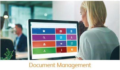 FujiXerox Document Management
