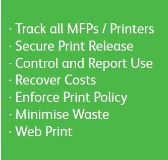 FujiXerox PaperCut MF