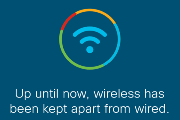 Cisco Catalyst: Wired and Wireless Together at Last