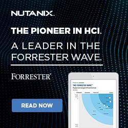 Forrester Wave for HCI Q3 2018
