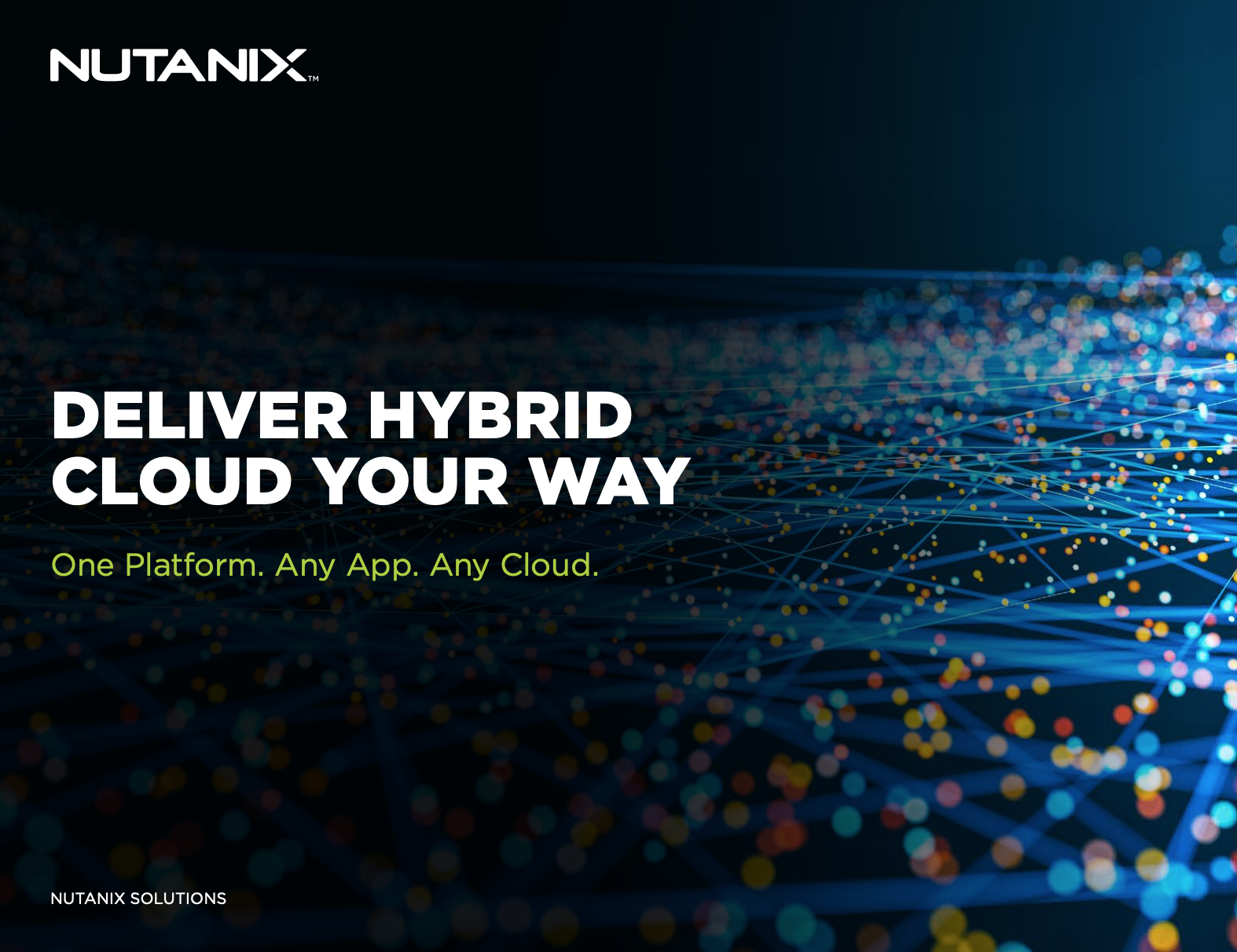 Deliver Hybrid Cloud Your Way