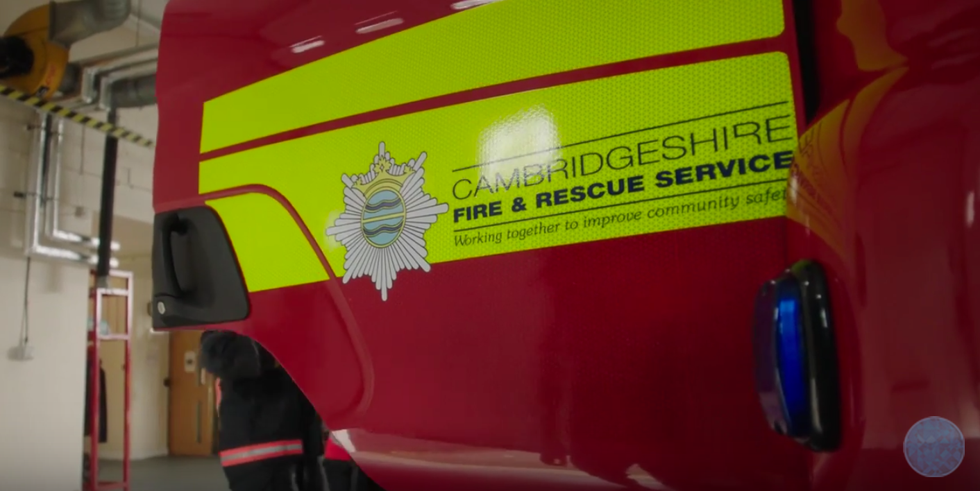 Welcome to caps cambridgeshire fire and rescue service improves operations with cloud based process management baditri Images