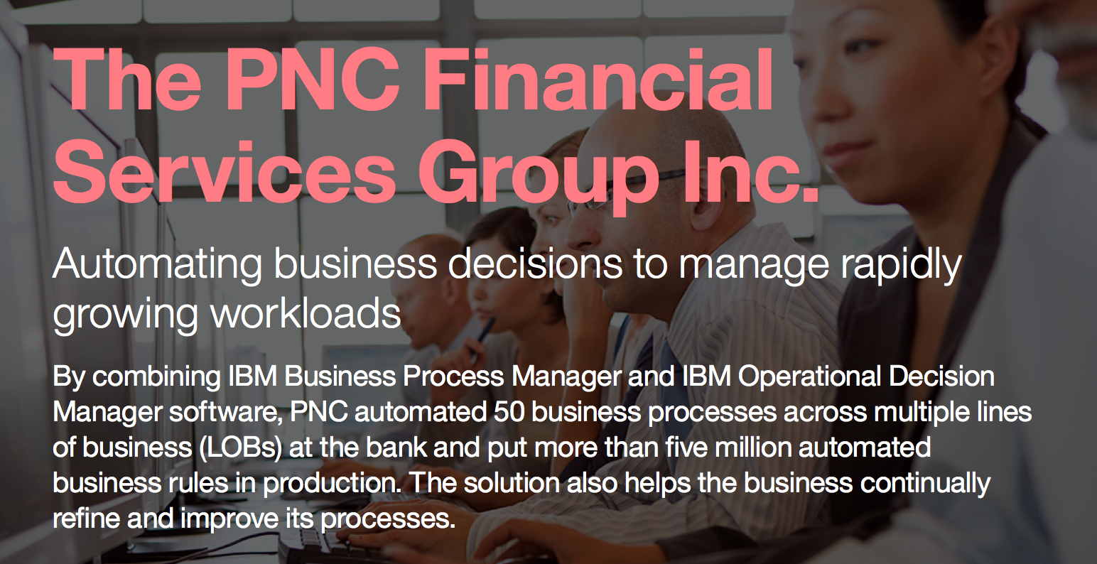 Welcome to caps case study the pnc financial services group inc baditri Images